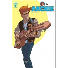 Archie #1 Variant cover (2015)