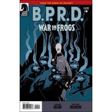 B.P.R.D: War on frogs #4 (2009)