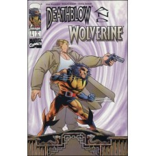 Deathblow and Wolverine #2 (1997)
