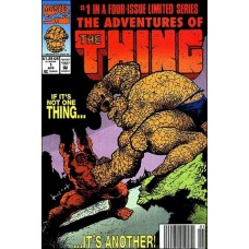 Adventures of the Thing #1 (1992)