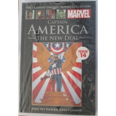 Captain America: The new deal