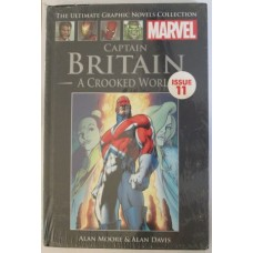 Captain Britain: A crooked world