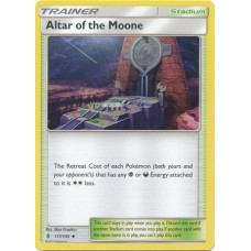Altar of the Moone - 117/145 - Uncommon