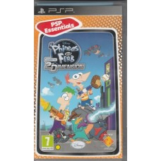 Phineas and Ferb	Across the 2nd demension