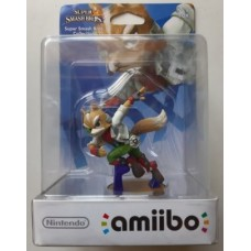 Amiibo Super Smash Bros - No.6 Fox