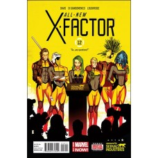 All new X-factor #12 (2014)