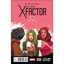 All new X-factor #14 (2014)