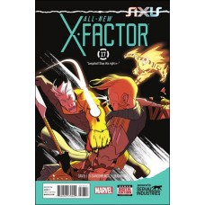 All new X-factor #17 (2015)