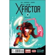 All new X-factor #2 (2014)