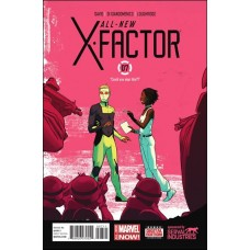 All new X-factor #7 (2014)