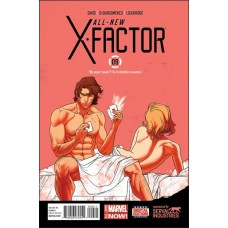 All new X-factor #9 (2014)